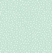 Lewis & Irene - Fairy Lights - 6095 - Glowing Sparkles (Spots) on Aqua - A307.1 - Cotton Fabric